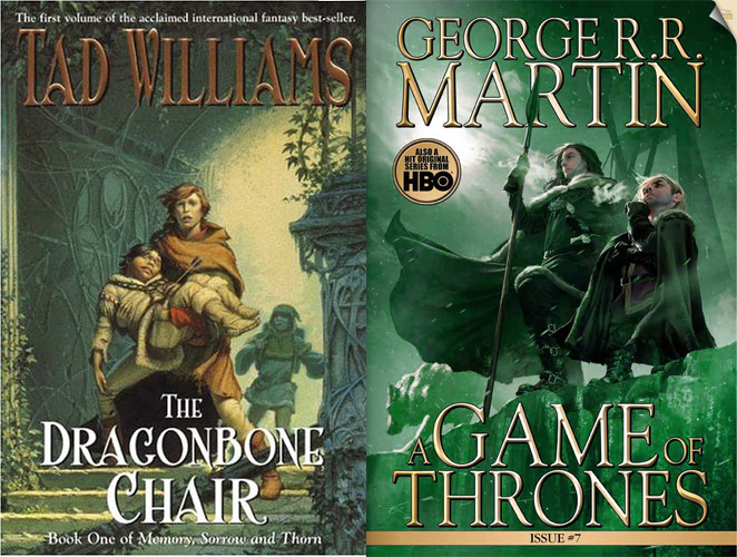 """25 similarities between """"A Song of Ice and Fire"""" and"""