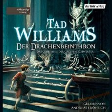 "Tad Williams' novels have long been available as audiobooks in Germany. Now ""The Last King of Osten Ard"" will get an English-language audiobook."