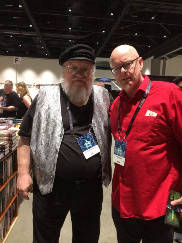 tad williams and george r r martin