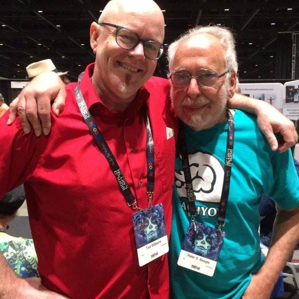 tad williams and peter s beagle